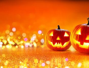 Halloween Wagon Ride