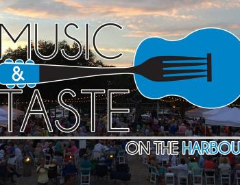 Music and Taste on the Harbour Shelter Cove