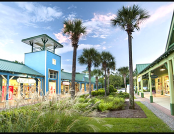 Sip and Shop Tanger Outlets