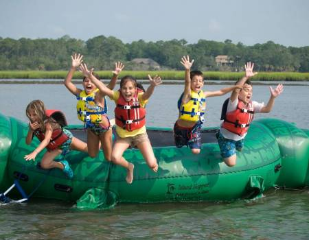 Coastal Carolina Camp
