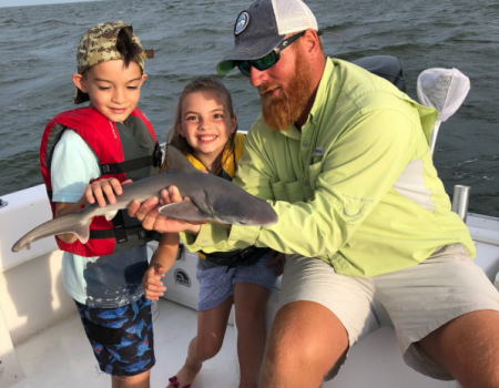 Shark Fishing - 3 HR