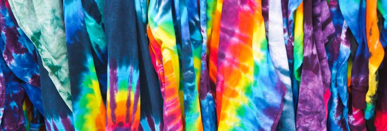 Tie-Dye Tshirts