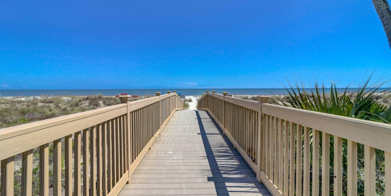 Hampton Place Beach Path