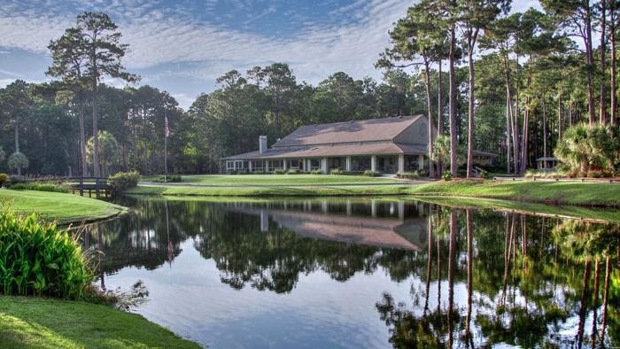 Dolphin Head Golf Club