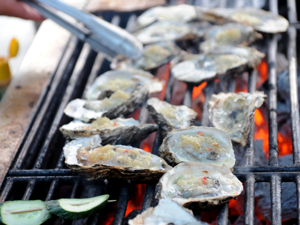 Oyster Roast Events Hilton Head Island